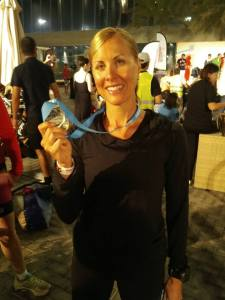 2nd place 31-40 age group