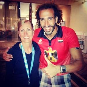 me and Omar Nour tri Yas